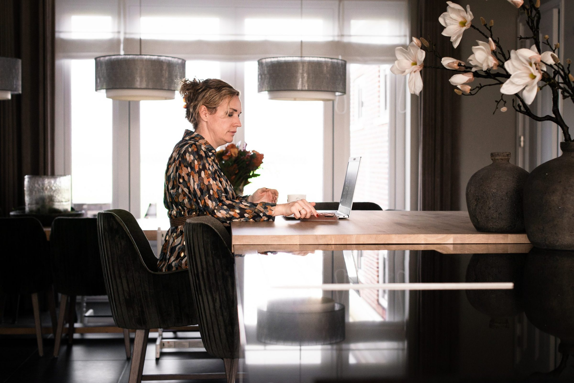 Wordpress website voor vrouwelijke ondernemers